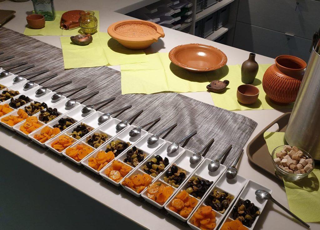 Une visite dégustation au CIP La Villa, musée d'archéologie à Dehlingen