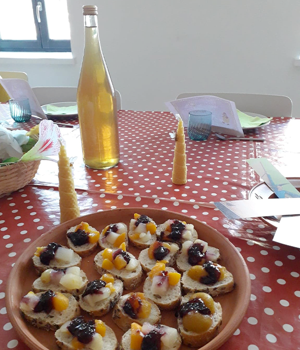 Fêtez votre anniversaire au CIP La Villa de Dehlingen : goûtez à des recette oubliées du temps des Gallo-Romains